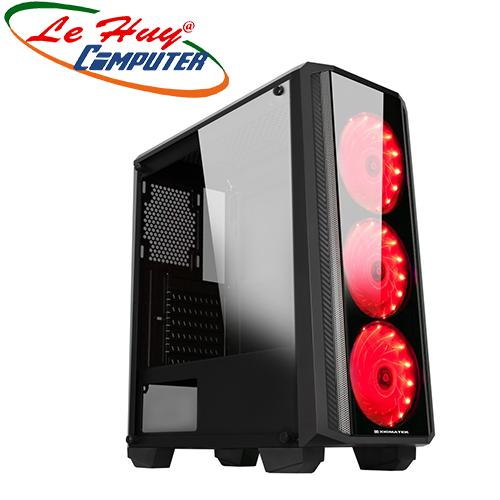 Vỏ máy tính XIGMATEK SIROCON III EN43880