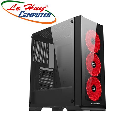 Vỏ máy tính XIGMATEK SCORPIO II EN43408
