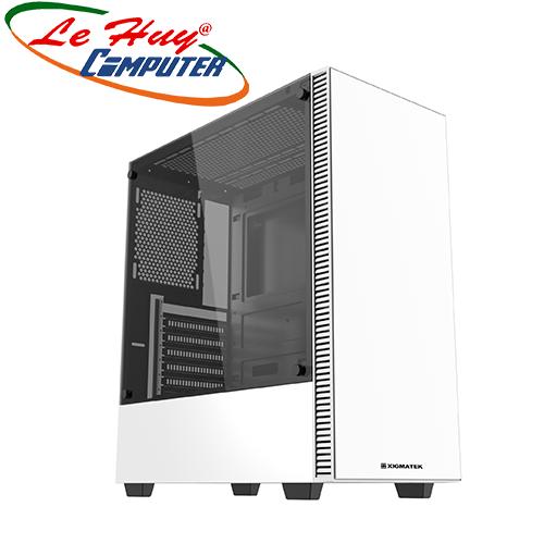 Vỏ máy tính XIGMATEK IRIS WHITE (EN42920)