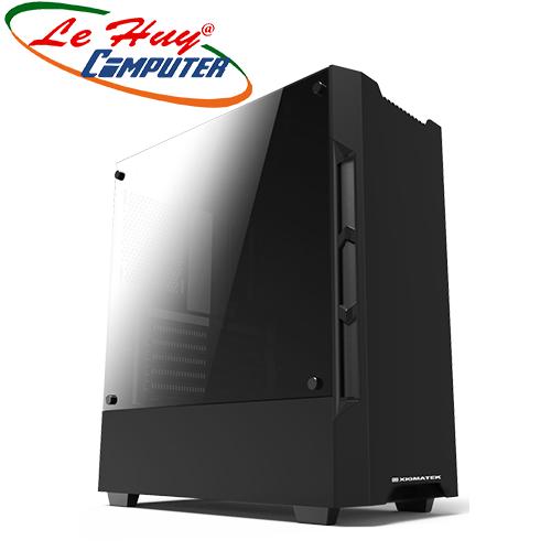 Vỏ máy tính XIGMATEK NEMESIS BLACK (EN42180)