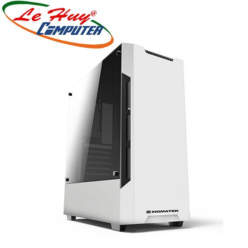 Vỏ máy tính XIGMATEK NEMESIS WHITE (EN42197)