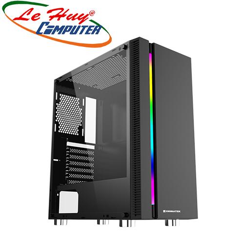 Vỏ máy tính XIGMATEK APOLLO (EN43125) - RGB STRIP