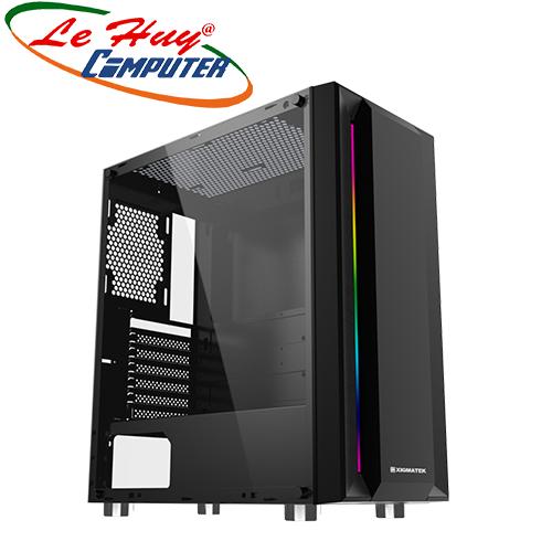 Vỏ máy tính XIGMATEK HELIOS (EN43217) - RGB STRIP