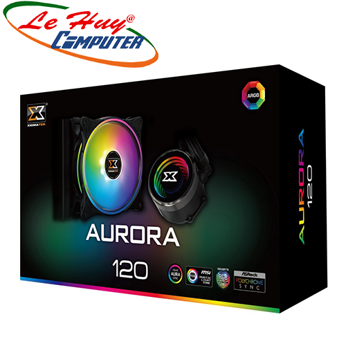 Fan Case XIGMATEK AURORA 120 (EN42791)