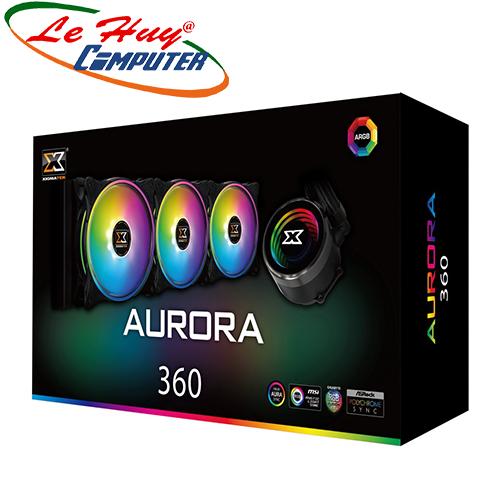 Fan Case XIGMATEK AURORA 360 (EN42814)