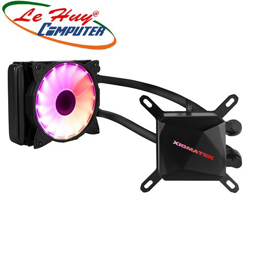 Fan Case XIGMATEK GLACE 120 (EN41022) - RGB