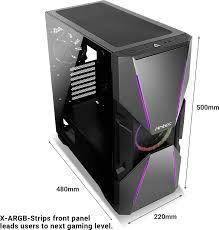 Vỏ case ANTEC DA601