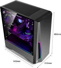 Vỏ case ANTEC DP501