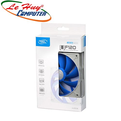 Tản nhiệt khí CPU DEEPCOOL Fan Silent UF 120