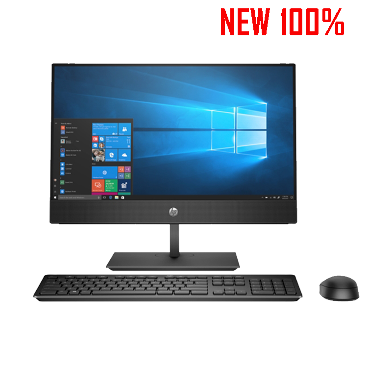 Máy tính để bàn/PC HP ProOne 600 G4 AiO Touch i5-8500T/4GB/1TB HDD/Intel UHD Graphics/Win 10 Home 64