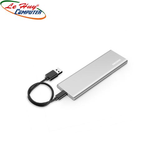 Hộp Box SSK SSD M.2 SATA NGFF 2242 2260 2280
