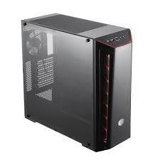 Vỏ máy tính Cooler Master MB 520 TG RED TRIM