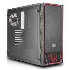 Vỏ máy tính Cooler Master MasterBox E500L  (Side Window)