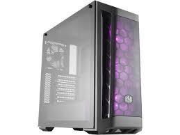 Vỏ máy tính Cooler Master MasterBox MB511 RGB  Kính cường lực bên hông