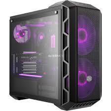 Vỏ máy tính Cooler Master  H500 (Iron Grey)