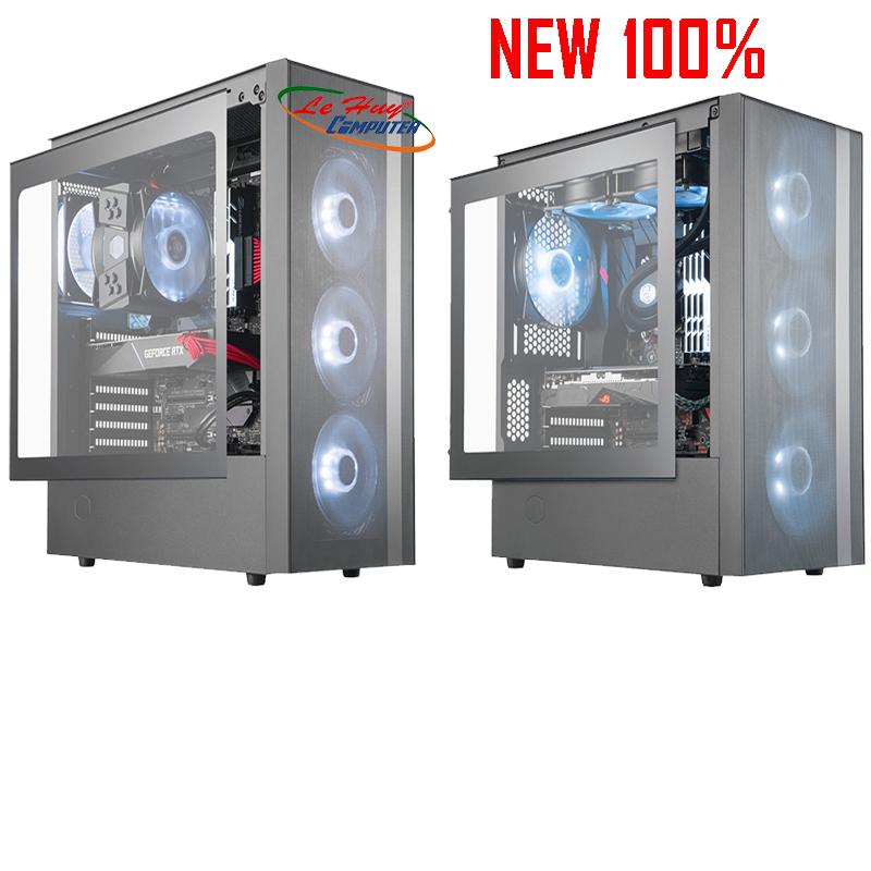 CẤU HÌNH PC AMD RYZEN 7 3700X-LHC13/16GB/SSD 250G/HDD 1TB/GIGA GTX1660TI N166TOC 6GD/CoolerMaster Elite V3 600W