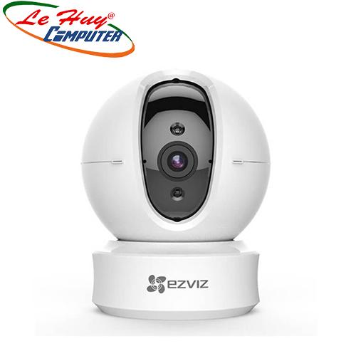 Camera IP WIFI Ezviz quay quét CV246 720P (C6CN) 1.0MP  B0-1C1WFR có cổng mạng