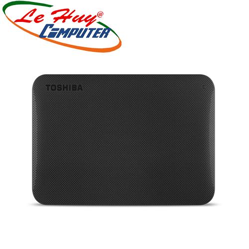 Ổ cứng di động HDD Toshiba Canvio Ready 4TB 2.5 - USB 3.0 - màu đen - HDTP240AK3CA