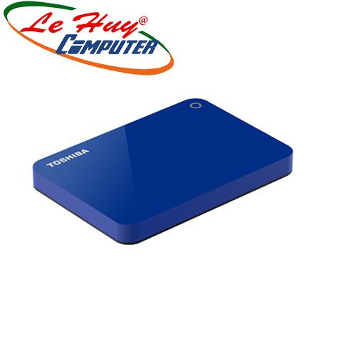 Ổ cứng di động HDD Toshiba Canvio Advance Backup 2TB 2.5