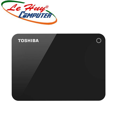 Ổ cứng di động HDD Toshiba Canvio Advance Backup 4TB 2.5