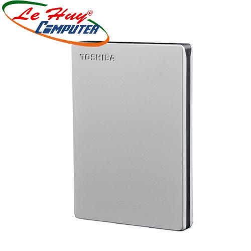 Ổ cứng di động HDD Toshiba Cavio Slim 1TB 2.5