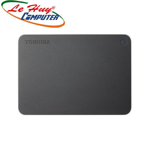 Ổ cứng di động HDD Toshiba Cavio Premium 1TB - USB 3.0 HDTW210AB3AA(đen)