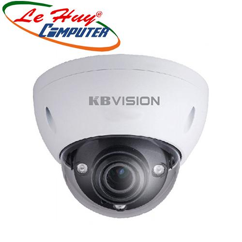 Camera Dome hồng ngoại 8.0 Megapixel KBVISION KX-4K04MC