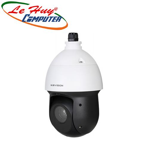 Camera IP Speed Dome hồng ngoại 2.0 Megapixels KBVSION KX-2007ePN