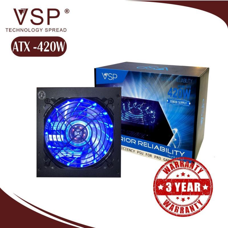 Nguồn máy tính VSP ATX 420W - LED