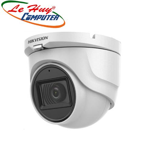 Camera Dome HD-TVI hồng ngoại 2.0 Megapixel HIKVISION DS-2CE76D0T-ITMFS
