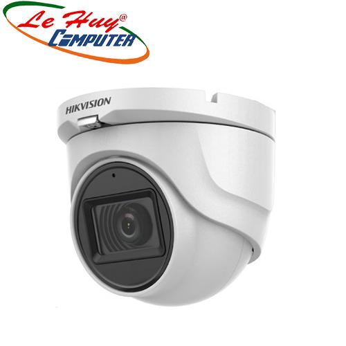 Camera Dome HD-TVI hồng ngoại 5.0 Megapixel HIKVISION DS-2CE76H0T-ITPFS