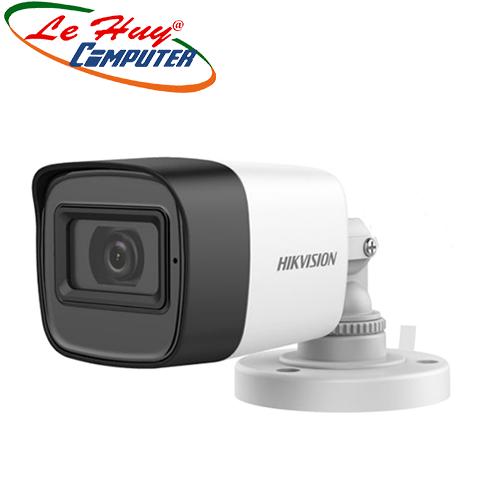 Camera HD-TVI hồng ngoại 5.0 Megapixel HIKVISION DS-2CE16H0T-ITFS