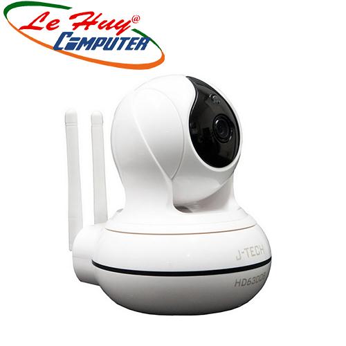 Camera IP hồng ngoại không dây 2.0 Megapixel J-TECH HD6300B