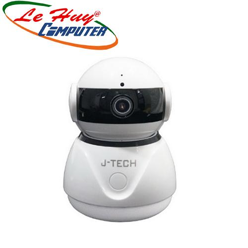 Camera IP hồng ngoại không dây 2.0 Megapixel J-TECH HD6600B