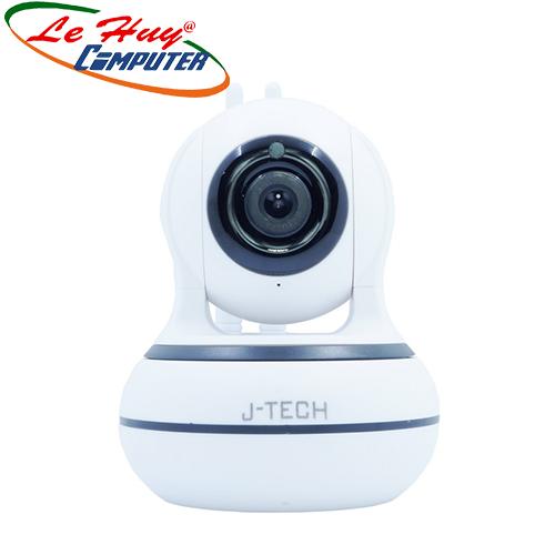 Camera IP hồng ngoại không dây 2.0 Megapixel J-TECH HD6602B