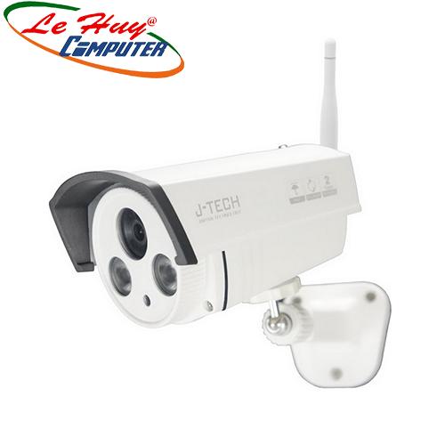 Camera IP hồng ngoại không dây 2.0 Megapixel J-TECH DA5600B