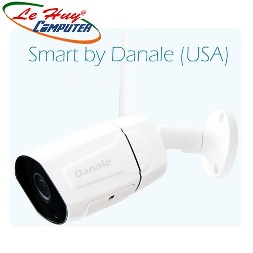 Camera IP hồng ngoại không dây 2.0 Megapixel DANALE DA5728W
