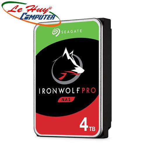 Ổ cứng HDD Seagate IronWolf 4TB (ST4000NE001)