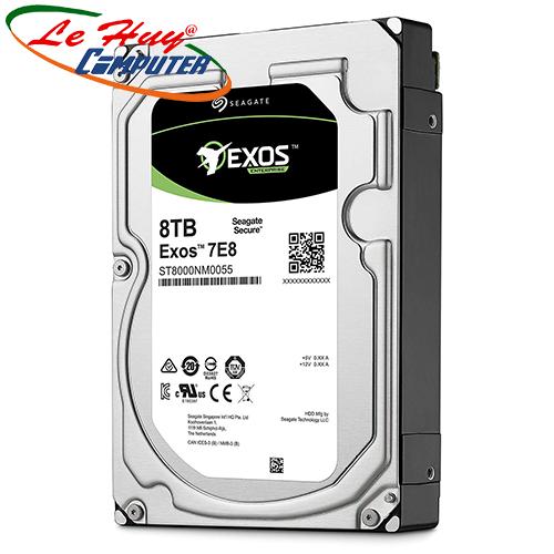 Ổ cứng HDD Seagate Enterprise Exos 8TB - ST8000NM0055