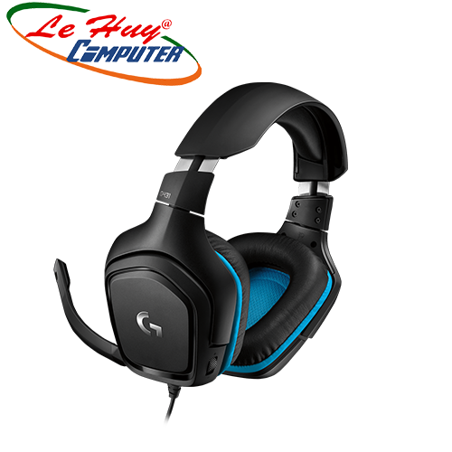 Tai nghe Logitech G431 7.1 Surround Sound Gaming Headset