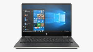 Máy Tính Xách Tay/Laptop HP Pavilion X360 DH0104TU 6ZF32PA I5 8265u 4GB 1TB 14