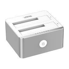 Đế cắm ổ cứng Hdd Docking Usb 3.0 2.5/3.5 SATA Unitek (Y - 3026)