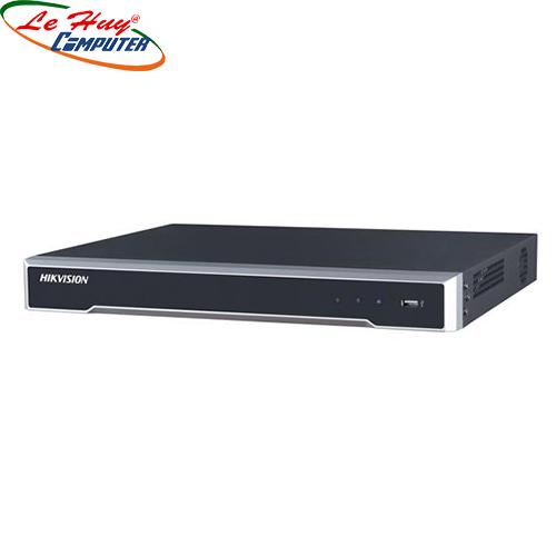 Đầu ghi hình camera IP Ultra HD 4K 8 kênh HIKVISION DS-7608NI-K2/8P