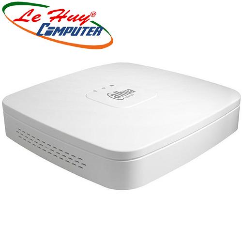 Đầu ghi hình HDCVI/TVI/AHD và IP 4 kênh DAHUA XVR5104C-X1