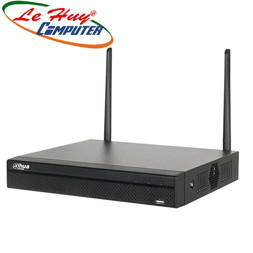 Đầu ghi hình camera IP 4 kênh DAHUA NVR2104HS-W-4KS2
