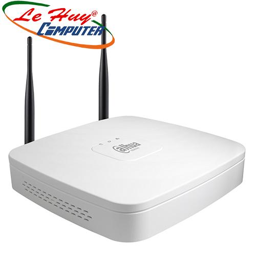 Đầu ghi hình camera IP 4 kênh không dây DAHUA NVR4104-W