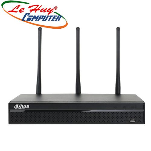 Đầu ghi hình camera IP 4 kênh không dây DAHUA NVR4104HS-W-S2