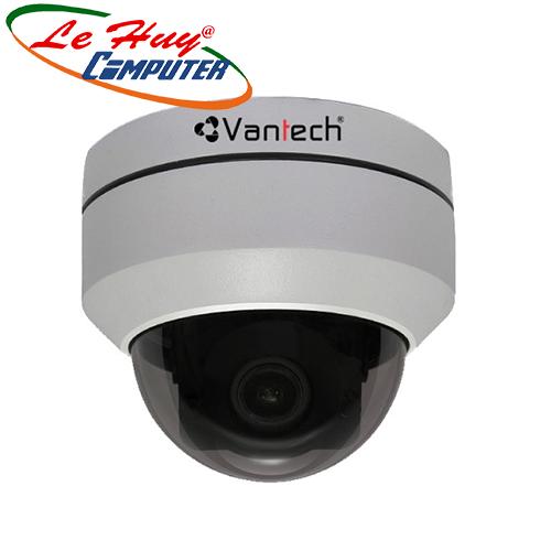 Camera Dome AHD hồng ngoại 2.0 Megapixel VANTECH VP-1409PTZ-A