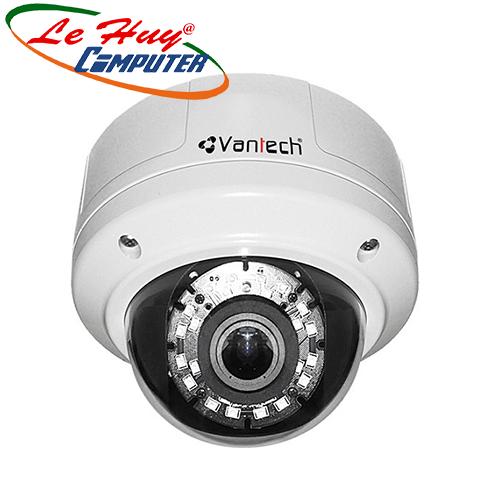 Camera Dome HD-TVI hồng ngoại 2.0 Megapixel VANTECH VP-3300ZT