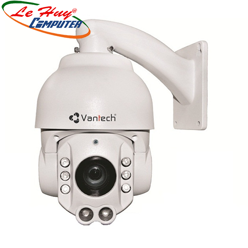 Camera HD-TVI Speed Dome hồng ngoại VANTECH VP-307TVI